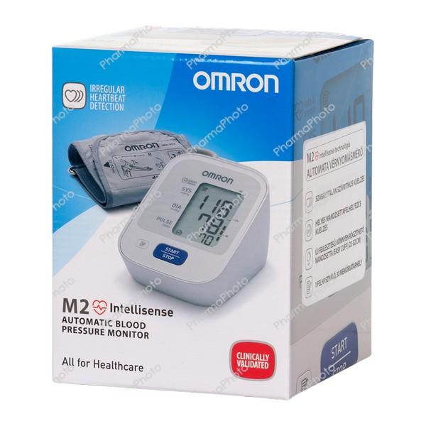 Gyógyászati segédeszközök: Vérnyomásmérő aut.OMRON M2..